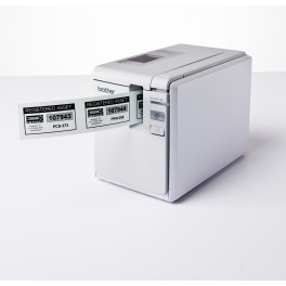 BROTHER P-TOUCH PT-9800N PC Connect (TZ&HG tape:  6,9,12,18,24,36mm )
